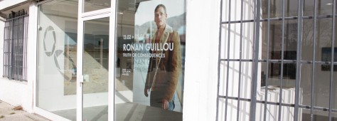 Vernissage / Ronan Guillou – Truth or Consequences