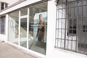 L'association / Vitrine Ronan Guillou