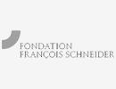 Logo fondation francois schneider