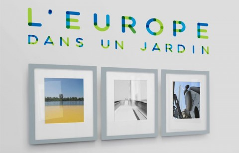 L'EUROPE DANS UN JARDIN