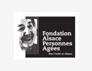 logo fondation alsace personnes agées