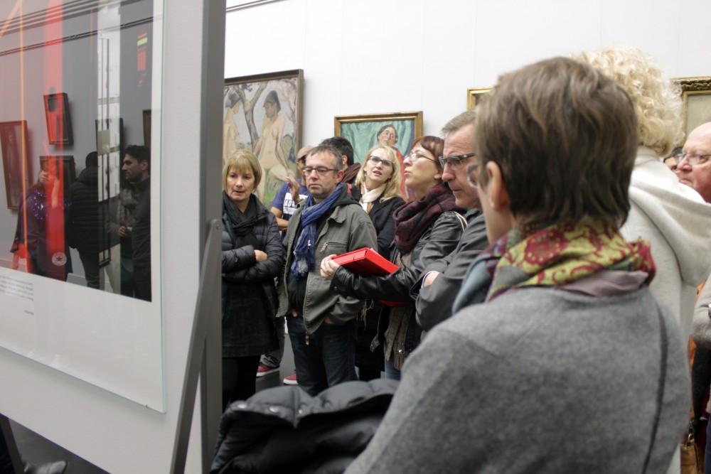 La journée au Foto Festival de Mannheim en images