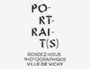 logo festival portraits vichy